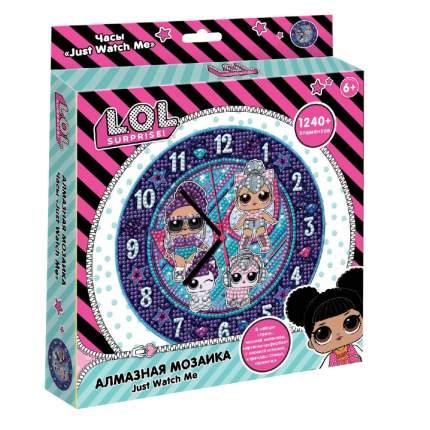 Мозайка алмазная L.O.L. Surprise Часы