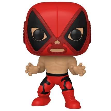 Коллекционная фигурка Funko POP! Marvel: Luchadores - Deadpool
