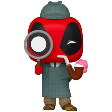 Фигурка Funko POP! Deadpool: Sherlock Deadpool