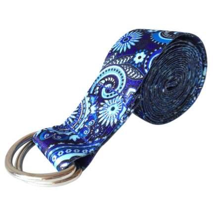 Ремень для йоги Atlanterra AT-BLT1-01, голубой