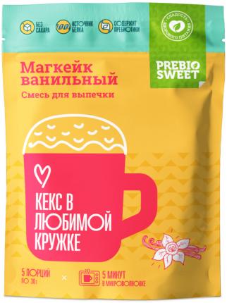 """Смесь сухая для выпечки """"Магкейк ванильный"""" """"Пребиосвит"""", 150 г"""