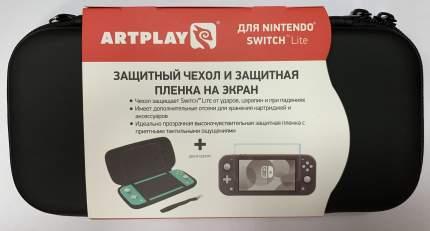 Чехол и защитная пленка Artplays для Nintendo Switch Lite