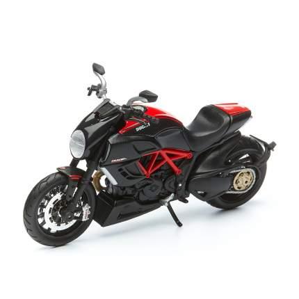 MAISTO мотоцикл 1/12 DUCATI DIAVEL CARBON 31101/10 31101/10