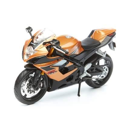 Maisto Мотоцикл 1:12 Suzuki GSX-R1000, бронзовый 31101/16