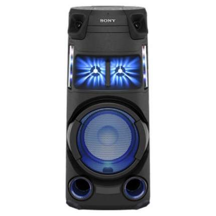 Музыкальный центр Sony MHC-V43D Black