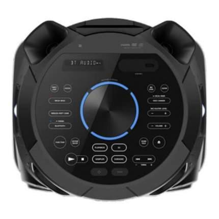 Музыкальный центр Sony MHC-V73D Black
