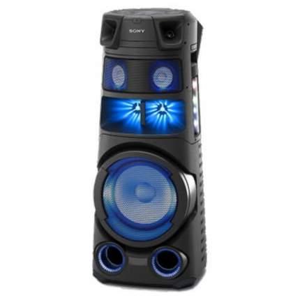 Музыкальный центр Sony MHC-V83D Black