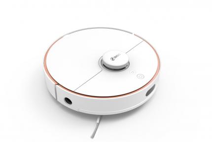 Робот-пылесос 360 Robot Vacuum Cleaner S7 White
