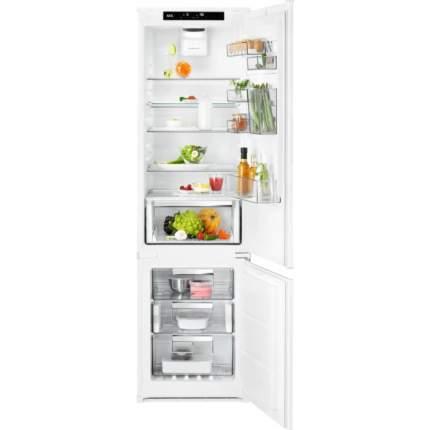 Встраиваемый холодильник AEG SCR819F8FS