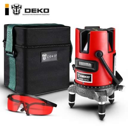 Лазерный нивелир DEKO DKLL02RB 065-0275