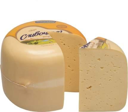 Сыр полутвердый Киприно Сливочный 50% ~1,5 кг бзмж