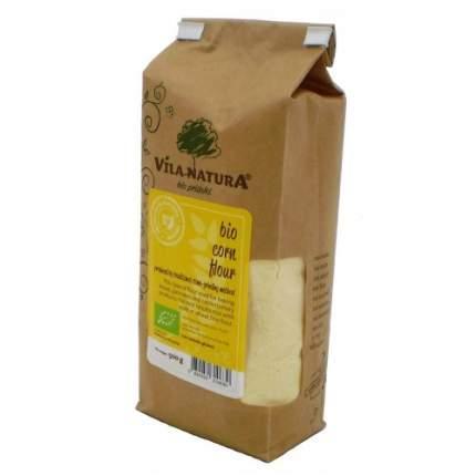 Мука кукурузная жерновая био Vila Natura 4*500 г