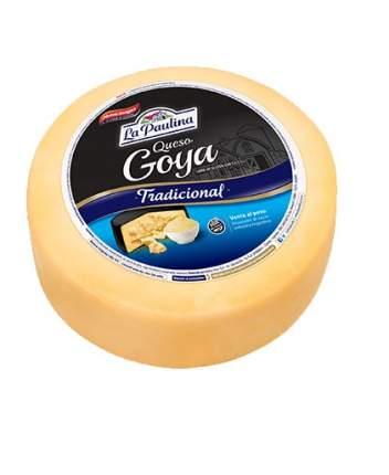 Сыр твердый La Paulina Goya 40% ~4,4 кг бзмж