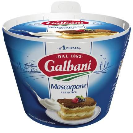 Творожный сыр Galbani Mascarpone 80% 500 г бзмж