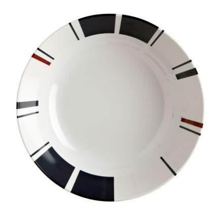 Яхтенная посуда. Тарелка суповая 19 см, 6 шт, Marine Business Monaco (10261643)