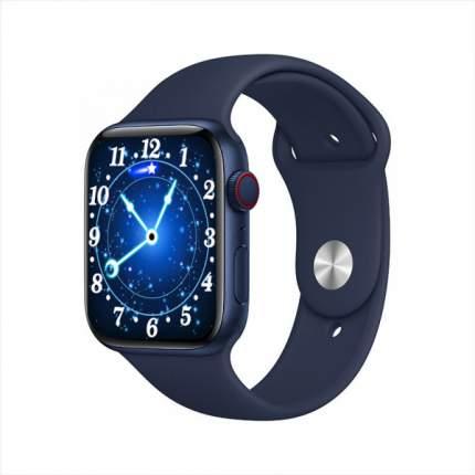 Смарт-часы Smart Watch MW17 Plus Blue
