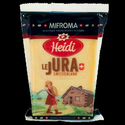 Сыр твердый Heidi Le Jura 52% 170 г бзмж