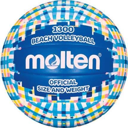 Волейбольный мяч Molten V5B1300-CB №5 синий