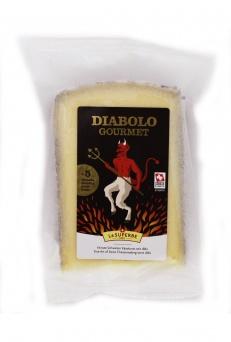 Сыр твердый Le Superb Диаболо Гурме 50% 200 г бзмж