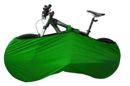 Чехол для велосипеда, TERRA Лотос 26, зеленый
