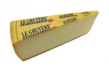 Сыр твердый Le Superbe Le Gruyere 45% ~1,5 кг