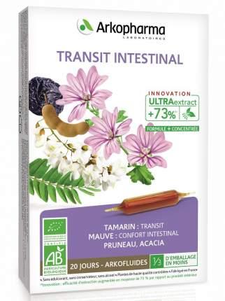 Нормализации работы кишечника Arkopharma Transit Intestinal 10 мл ампулы 20 шт.