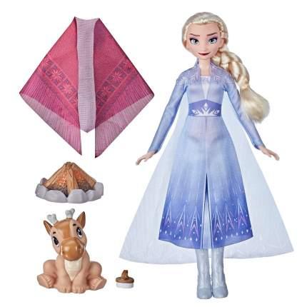 Куклы Disney Frozen Холодное сердце 2, Эльза у костра