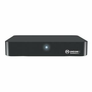 Smart-TV приставка Vermax UHD300X Black