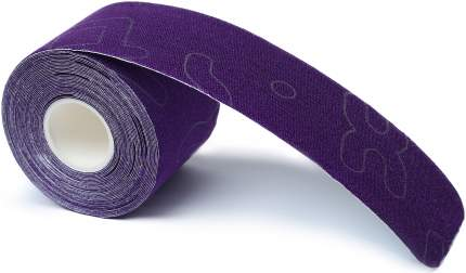 Кинезиотейп KineXib Ultra фиолетовый 500 см