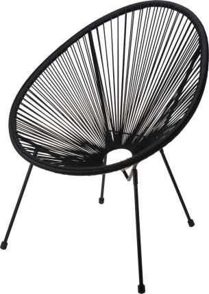 Садовый стул Koopman Terrace черный (FD4100150)