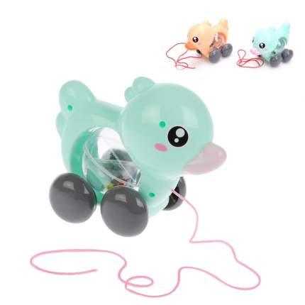 Каталка-игрушка детская Наша Игрушка Утя