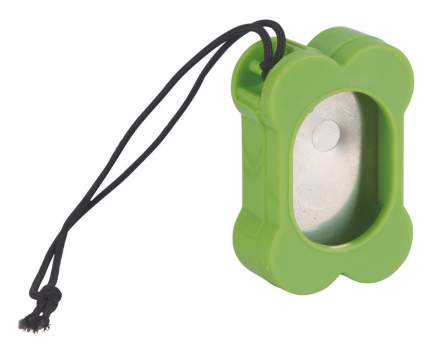 Кликер для собак Kerble, зеленый, пластик