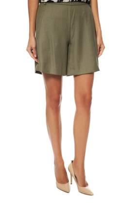 Шорты женские Versace Collection SS17 G603255 G34768 зеленые 38 IT