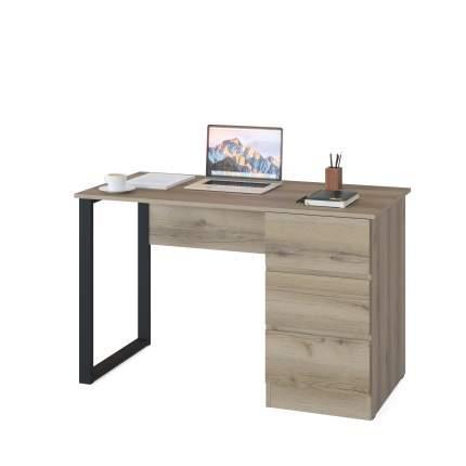 Стол компьютерный Сокол СПМ-205 дуб делано, 120х60х74 см