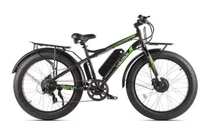 Электровелосипед Volteco Bigcat Dual New  (2021) (Черный)