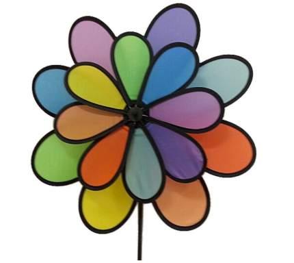"""Ветряк """"Цветок разноцветный"""" РЕПКА"""