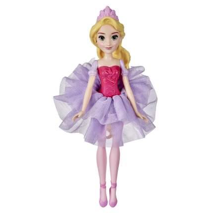 Кукла Disney Princess Рапунцель Водный балет E9878