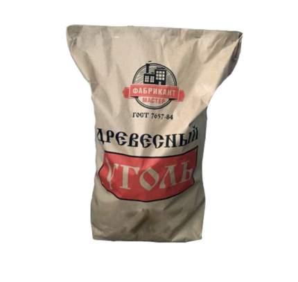 Уголь древесный 1,7 кг.