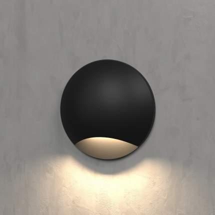 Подсветка для лестниц Elektrostandard MRL LED 1104 Чёрный