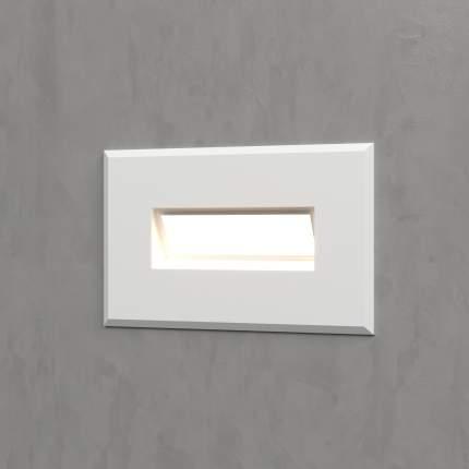 Подсветка для лестниц Elektrostandard MRL LED 1109 Белый