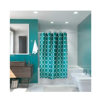 Занавеска для ванной комнаты, 180х180см, Loft, PR180180026 (12 пластиковых колец)