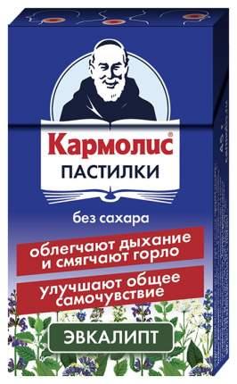 Кармолис пастилки без сахара Эвкалипт 45 г №1