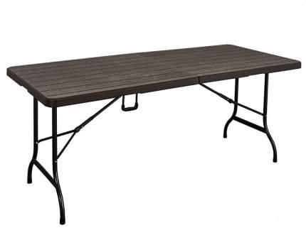 Стол для дачи Crusoe Camp CT180 Wooden brown 180x75x72 см