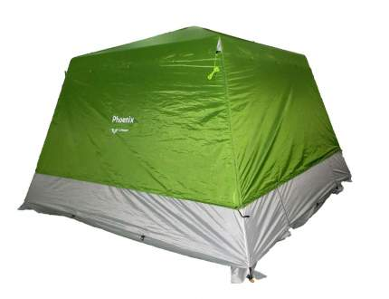 Шатер Crusoe Camp Phoenix зелёный