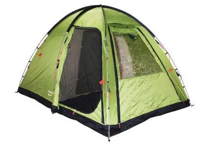 Палатка для охоты и рыбалки Crusoe Camp Talisman трехместная зеленая