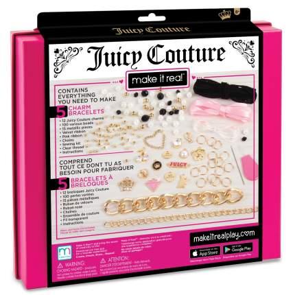 Набор для создания бижутерии Juicy Couture Стильные браслеты