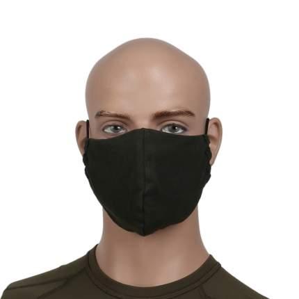 Многоразовая защитная маска Руслан Сплав темно-зеленая 1 шт.