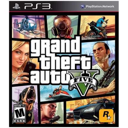 Игра GTA V для PlayStation 3