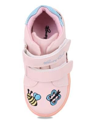 Ботинки детские Honey Girl, цв.розовый р.22