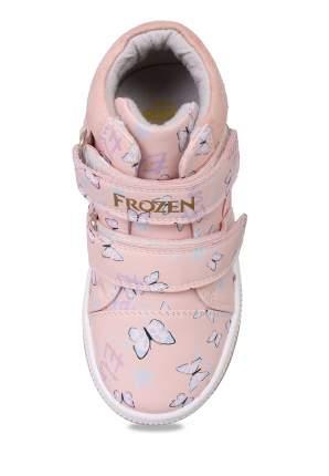 Кроссовки детские Frozen, цв.розовый р.30
